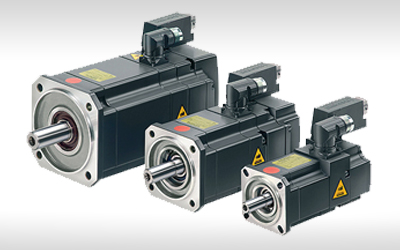 Servo / AC / DC / Spindle Motors